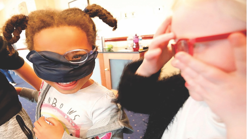 Nystagmus: Adaptations to clinical assessment and refraction