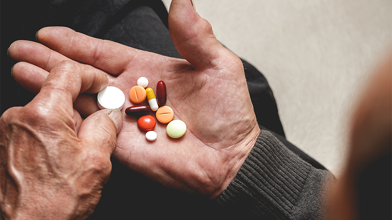 Medicines management in people with dysphagia