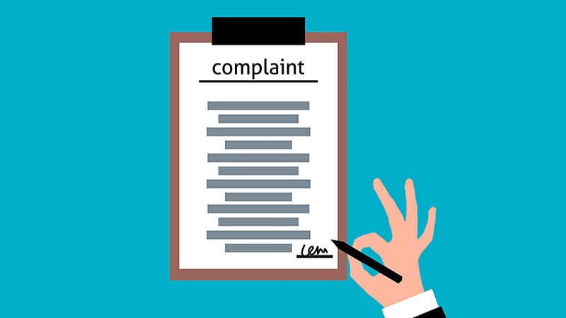 How to handle  complaints positively