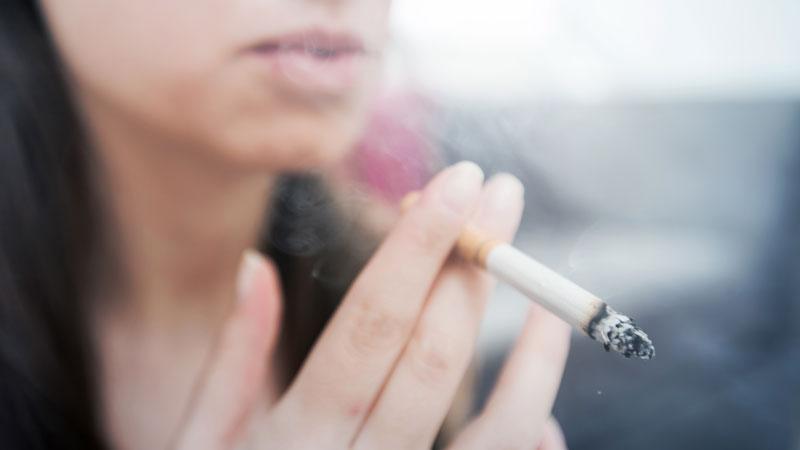 Smoking interactive