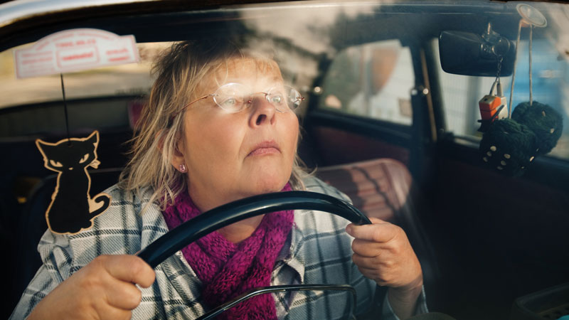 Driving and vision Part 1 – Effect of patient factors on driving