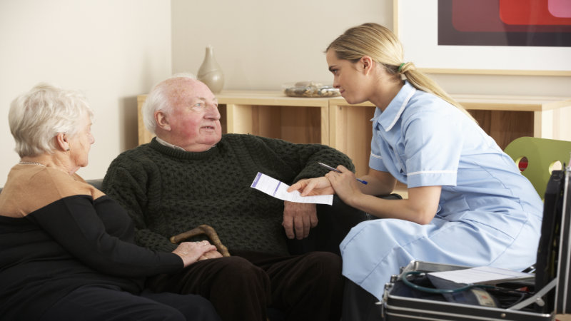An overview of the role of the district nurse caring for individuals with complex needs