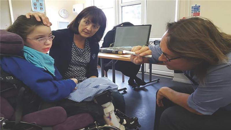 Eye care for children with learning disabilities 2: Assessment of vision and visual needs