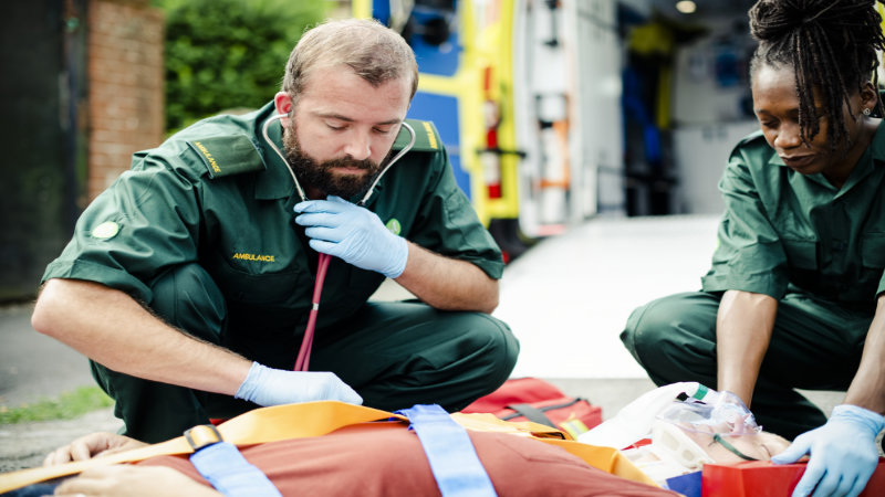 Fear in the paramedic clinical environment