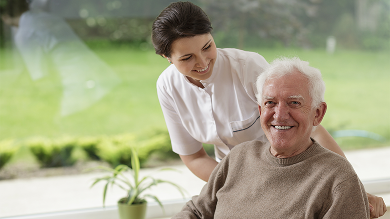 Moving into a care home: the mental health implications