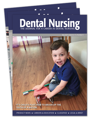 Picture of Dental Nursing Print