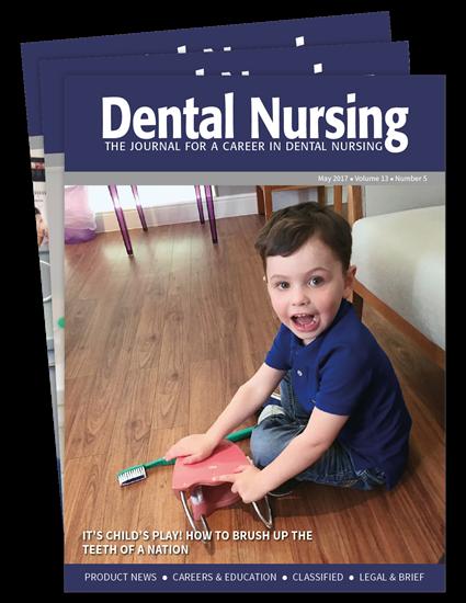 Picture of Dental Nursing Print