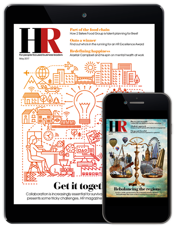 Picture of HR magazine Digital