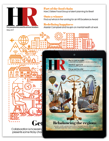 Picture of HR magazine Print & Digital