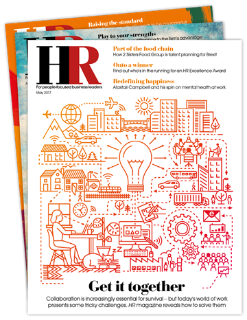 Picture of HR magazine Print