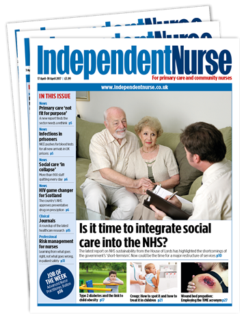 Picture of Independent Nurse Print & CPD