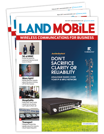 Picture of Land Mobile Print