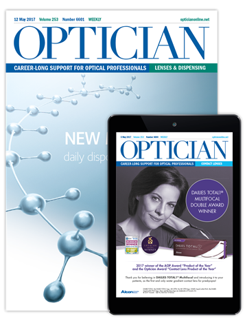Picture of Optician Print, Digital & CET
