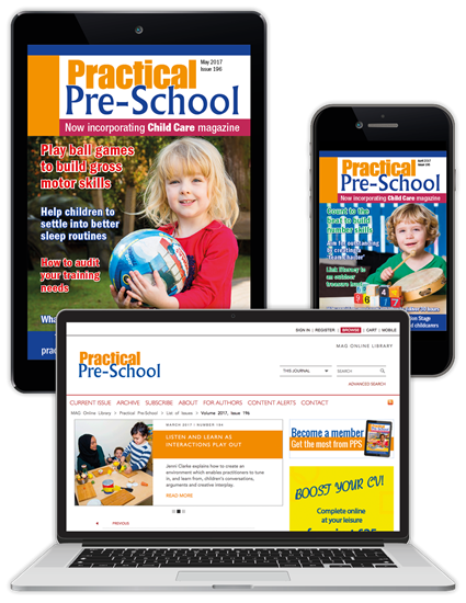 Picture of Practical Pre-School Digital Membership