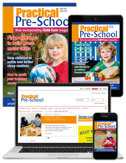 Picture of Practical Pre-School Full Membership