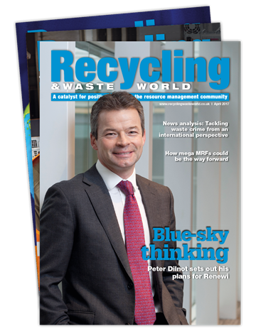Picture of Recycling & Waste World Print