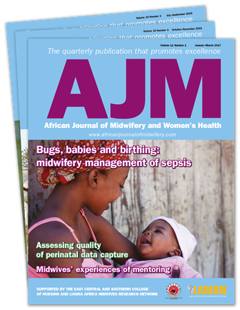Picture for category African Journal of Midwifery and Women's Health