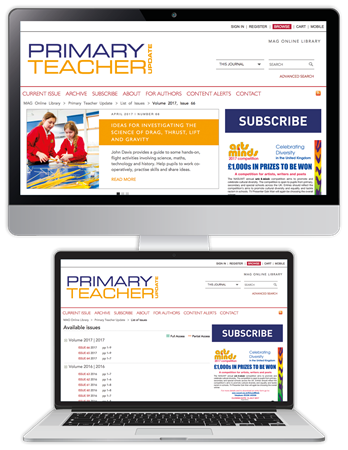 Picture for category Primary Teacher Update