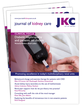 Picture for category Journal of Kidney Care
