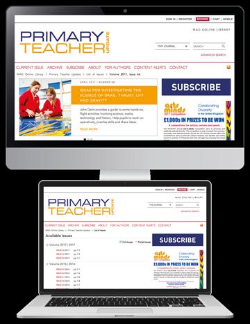 Primary Teacher Update