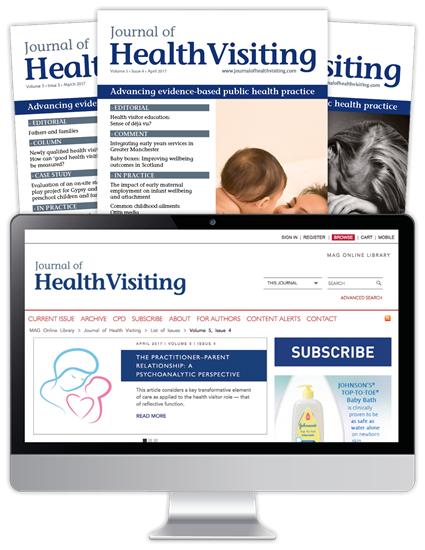 Journal of Health Visiting