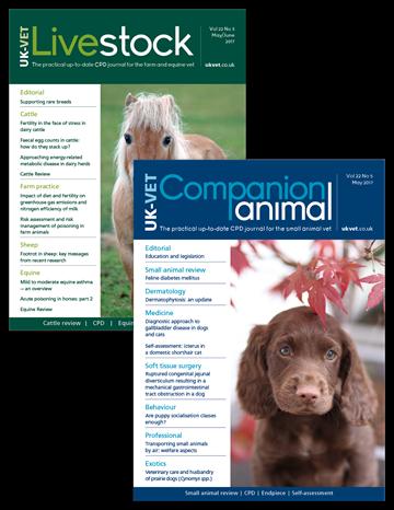 Companion Animal + Livestock