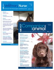 Picture for category Companion Animal & The Veterinary Nurse