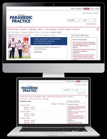 International Paramedic Practice