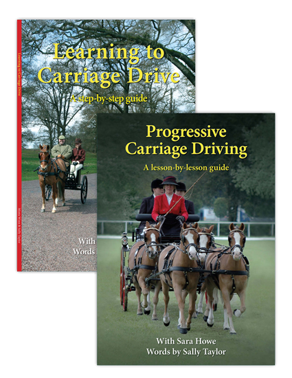 Picture of Learning to Carriage Drive & Progressive Carriage Driving