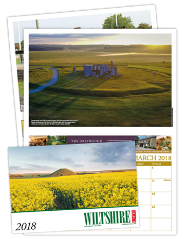 Picture of Wiltshire Life Calendar 2018
