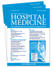Picture for category British Journal of Hospital Medicine - Winter Sale