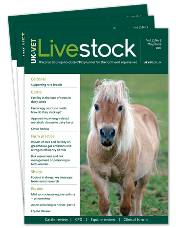 Picture of Livestock Print £1 for 1 issue
