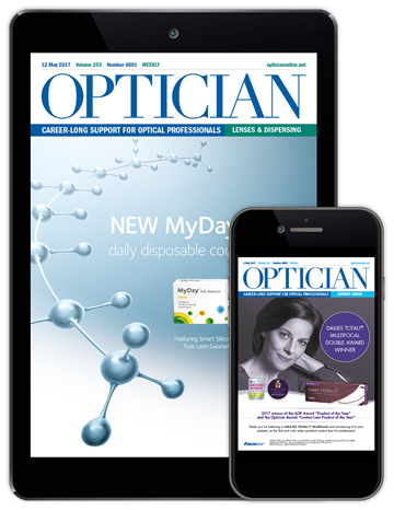 Picture of Optician Digital & CET £12 for 3 months