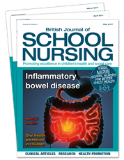 Picture for category British Journal of School Nursing - Trial Subscriptions