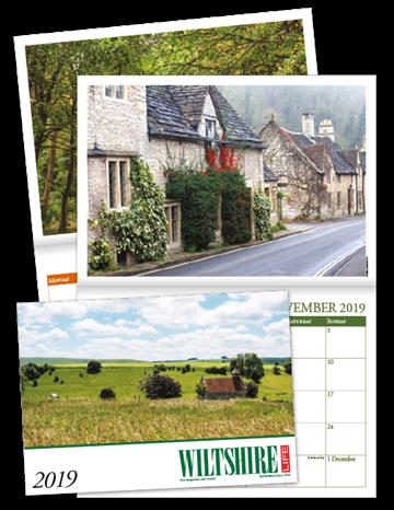 Wiltshire Life 2019 Calendar