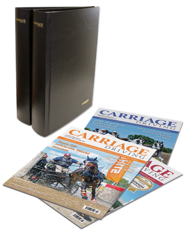 Picture of Carriage Driving Binder