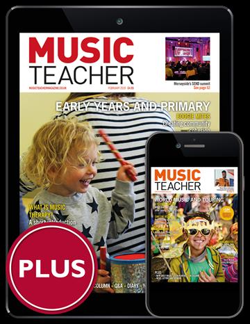 Picture of Music Teacher Digital Plus