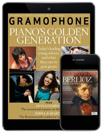 Picture of Gramophone Digital