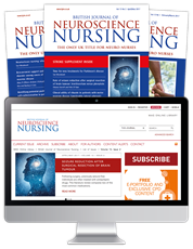 Picture for category British Journal of Neuroscience Nursing -  Sale