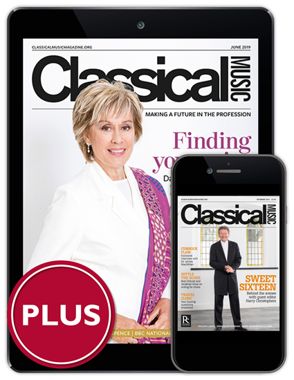Picture of Classical Music Print & Digital Plus