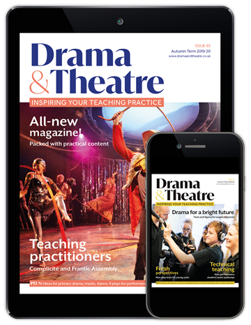 Picture of Drama & Theatre Digital