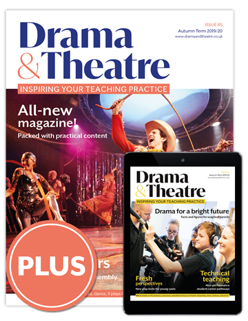Picture of Drama & Theatre Print & Digital Plus