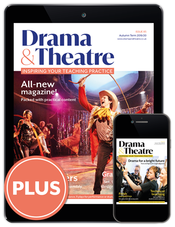 Picture of Drama & Theatre Digital Plus
