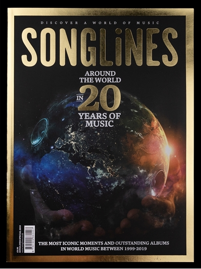 Picture of Songlines – Around the World in 20 years of Music