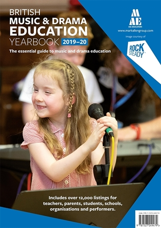 Picture of British Music & Drama Education Yearbook 2019-2020 Print
