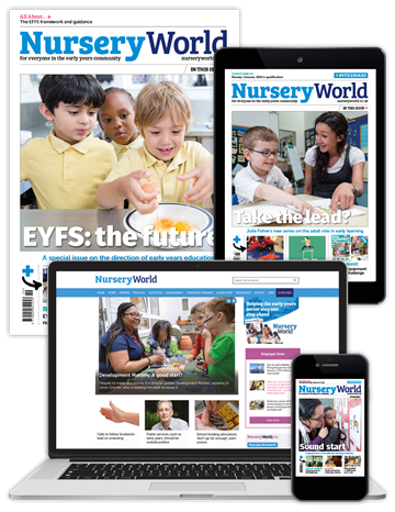 Picture of Nursery World Full Membership BAPN