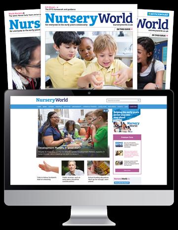 Picture of Nursery World Print & Website BAPN