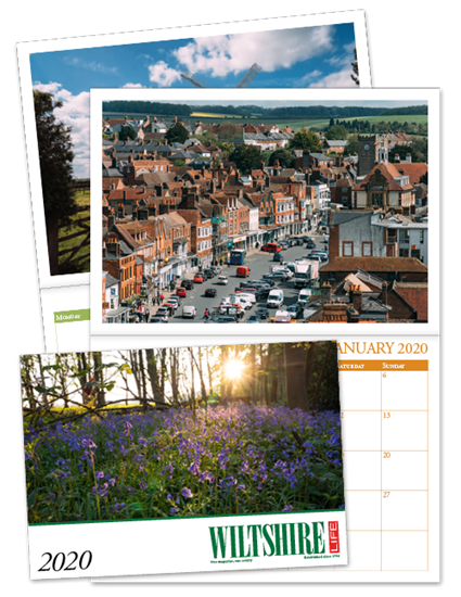 Picture of Wiltshire Life Calendar 2020