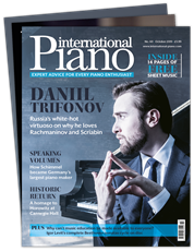 Picture for category ISM members save 20% on International Piano