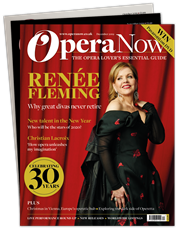 Picture for category ISM members save 20% on Opera Now